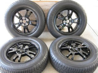 2012 Toyota Prius Alloy Rims Wheels with Tires 15 and Tires