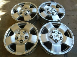 18 Toyota Tundra Alloy Rims Factory Wheels Sequoia