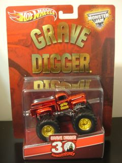 NEW HOT WHEELS 2012 Special Red Spectraflame 30th Anniversary Grave