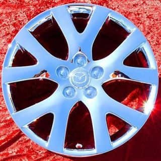 NEW MAZDA CX 7 OEM 18 CHROME WHEELS RIMS CX 9 TRIBUTE EXCHANGE 64893