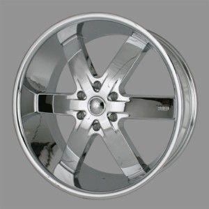 24 U2 55 s Rims Chrome Wheels Tires Tahoe Armada GMC Silverado QX56