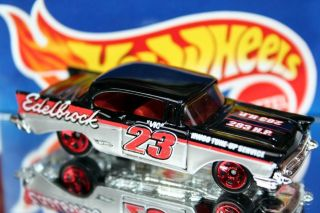 2010 Hot Wheels 103 HW Performance 57 Chevy Bel Air