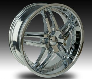 Grand Vitara XL 7 Luxury Limited SL500 SL600 Chrome Wheels Rims