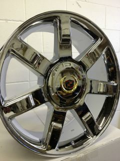 Cadillac Escalade Ext OE Factory Replica Wheels Rims 22x9