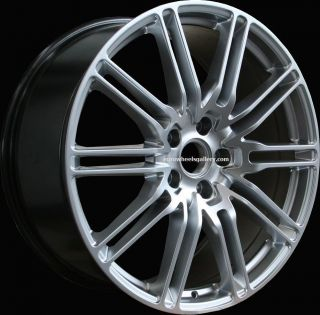 RIMS FOR PORSCHE CAYENNE S VW TOUAREG AUDI Q7 SET OF 4 ALLOY RIMS