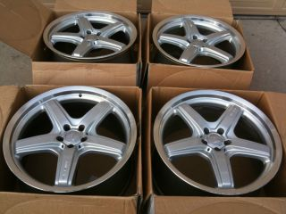 21x10 5x112 AMG Mercedes Benz Rims Wheels ML55 ML550 ML63 GL450 GL500