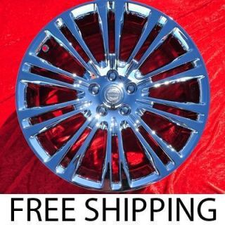 Set of 4 New 20 Chrysler 300 Chrome Wheels Rims Exchange