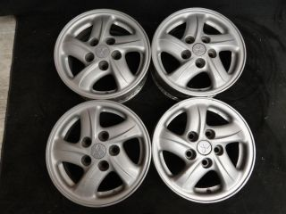 14 Mitsubishi Eclipse Wheels Factory Alloy Stock Rims 94 95 96 97 98
