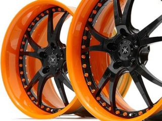 20 Custom 3 Piece Forged Wheels Porsche 997 GT3 RS GT2
