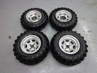300 400 350 Sportsman Xpress Xplorer ITP Front Rear Wheels Rims Tires