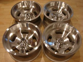 70s Appliance Slot Custom Mag Wheels Rims 5x4 5 Ford Mopar 5 Lug Ansen