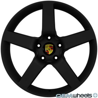 Black Wheels Fits VW Touareg W12 V10 V6 TDI R50 TSI VR6 Rims