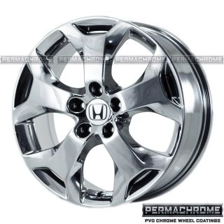 18 Honda Crosstour Permachrome Wheels 64003 Exchange