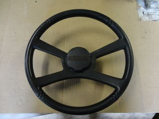 88 89 90 91 92 93 94 Chevy Truck Blazer Factory Leather Steering Wheel