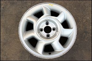 93 Ford Mustang SVT Cobra 17 x 7 5 Wheels Wheel Rim 4 Lug