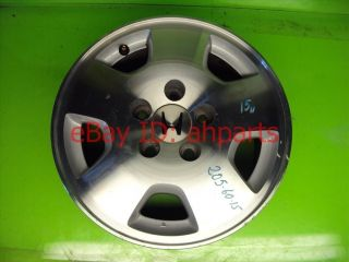 98 99 00 01 02 Honda Accord EX 5 Lug Aluminum Alloy Wheel Rim 42700