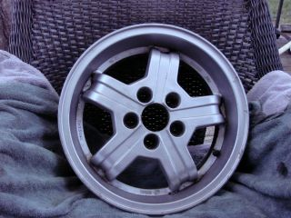 15 Virgo alloy wheel mag 240 GLT 242 Turbo 244 245 alloys rims wheels