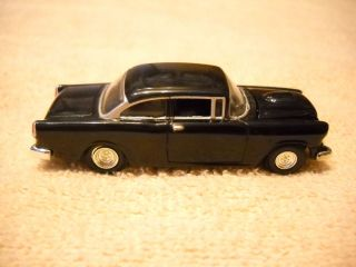 Hotwheels American Graffiti Black 55 Chevy from The 2 Car Set