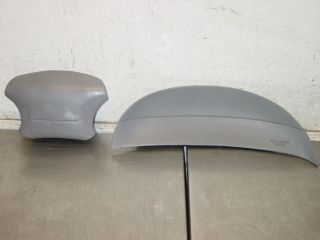 94 04 Ford Mustang GT Cobra Grey Dash Steering Wheel Air Bag False