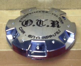 International Custom Car Ent Wheels Chrome Custom Wheel Center Cap