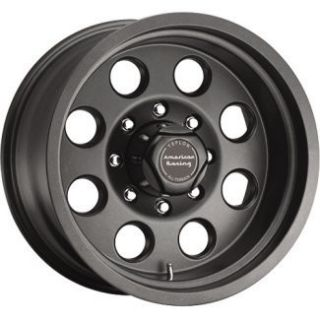Teflon American Racing Mojave Wheels Center Caps 16x8 8x6 5 165 1 0mm