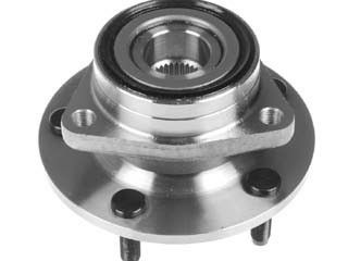 New 94 99 Dodge RAM 1500 Pickup 4x4 Front Hub Wheel Bearing