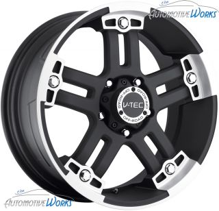 Warlord 5x114 3 5x4 5 20mm Matte Black Machined Wheels Rims Inch 18