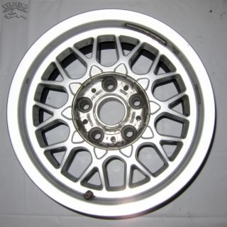 Wheel BBs Alloy Rim 15 BMW 528i 540i 97 00 1997