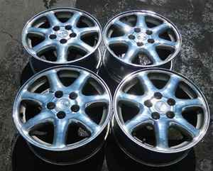 98 04 Seville 16 Chrome Wheels Rims Set P05 LKQ