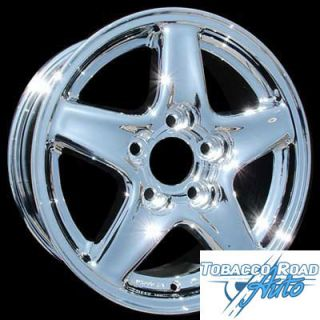 16 Chevrolet Camaro Chrome Wheel Rim Brand New 1997 99