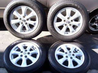 Toyota Camry 16 Wheels Rim Stock Factory Sienna Tacoma RAV4 16 Scion
