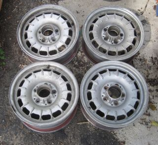230sl 250sl 280sl 350sl 450sl Factory Alloy wheels OEM 14 X 6 113 107
