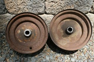 Cub Cadet Original Front Wheels