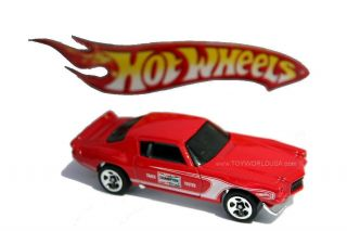 2012 Hot Wheels 144 HW Performance 1970 Chevrolet Camaro Road Race