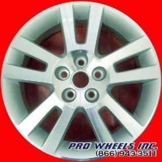 Saturn Aura 17 Machined Silver Factory Original Wheel Rim 7047
