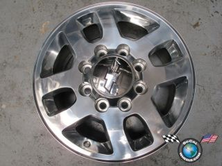 2012 Chevy GMC HD2500 HD 2500 Factory 18 Forged Wheel Rims 5502