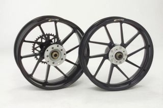 GALESPEED TYPE R FORGED ALLOY WHEELS HONDA CBR1000RR CBR600RR SP1