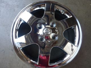 Factory Nissan Sentra 62430 Chrome Wheel Rim 2004 2005 2006
