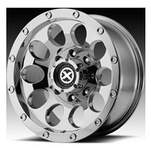 18 American Racing Slot Rims Wheels 18x9 24 6x139 7