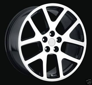 22 Viper SRT8 300C Charger Magnum Wheels Rims Machine