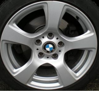 BMW 3 Series Spider Spoke Style 157 Alloy Rim 17