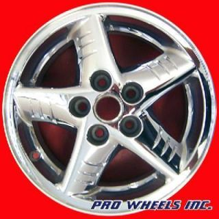 Pontiac Grand Am 16 Chrome Factory Original Wheel Rim 6533 B