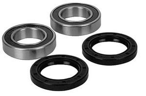 Honda TRX350TE Rancher ATV Front Wheel Bearings 00 06