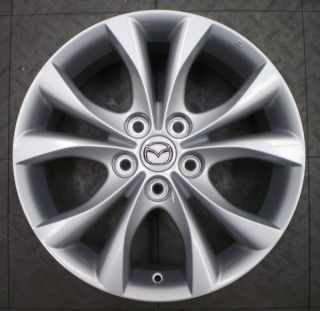 64929 Mazda 3 17 Factory Alloy Wheel Rim