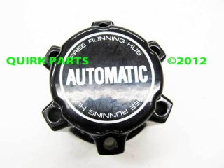 Nissan Xterra Frontier Front 4x4 Wheel Hub Free Running Automatic New