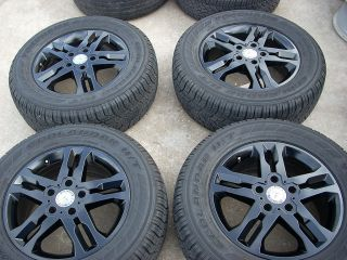 Mercedes G550 G500 Wheels Tires Rims G Class Yokohama 85154