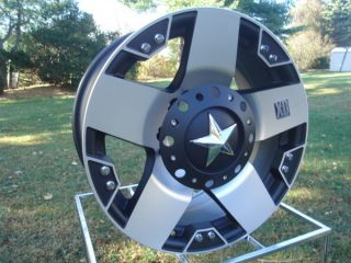 XD 775 Jeep Rockstar 18x9 Ford Chevy Dodge Wheel