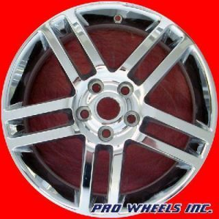Chevy Cobalt HHR Pont G5 17 Chrome Wheel Rim 5354