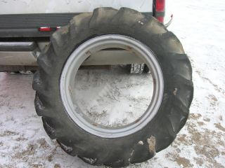 Allis Chalmers WC 13 6 28 Tire Wheel Rim