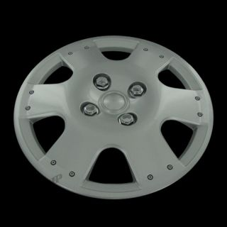 Echo Hubcaps Center Hub Caps Wheel Rim Covers Set